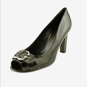 New in box- Authentic Gucci patent leather heels